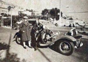 Laury_et_Lucy_O'Reilly_Schell_à_l'arrivée_du_rallye_Monte_Carlo_1933